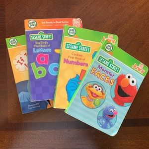 Other - Tag junior books by leap frog
